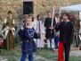 Lietava 2009 - ukážka zbraní a duely
